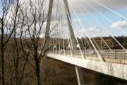 Chartist Bridge, Blackwood, from the east