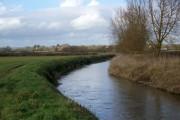 River Brue, Barton St David