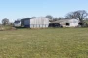 Farm buildings, near Aylesbeare