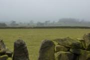Squeeze stiles, green fields, green walls