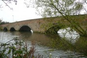 Lady Bridge, Tamworth