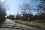 Pond outside Deerview Farm