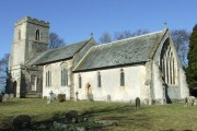 St Peter Monk Soham