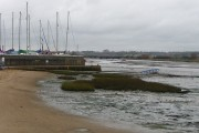 Beach on the River Stour, Manningtree