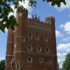 Front View Of Tattershall Castle