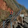 Steps, Hollicombe Beach