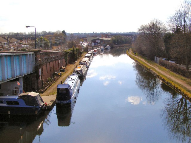 Bridgewater Canal, Timperley