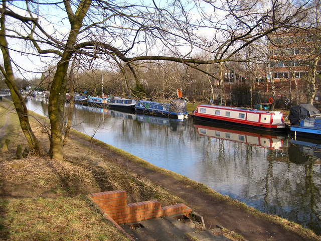 Bridgewater Canal at Brooklands