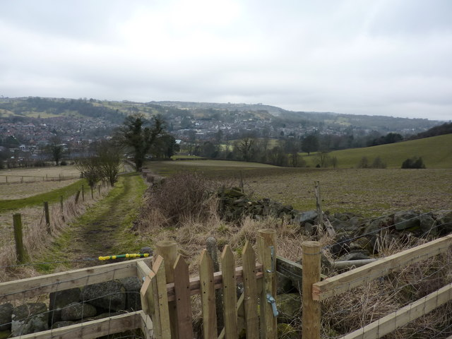 Looking back on Wirksworth