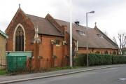 All Saints, Castle Avenue, London E4