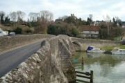 Bridge over the River Medway, East Farleigh