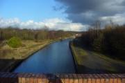 Bridgewater Canal at Boothstown