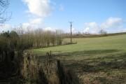 Natural ground south of Gappah