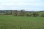 Farmland near Netherfield Farm
