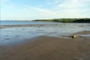 The beach at Kilstay Bay
