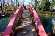 Rainbow Bridge over the Thames