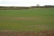 Farmland near Spellow Farm