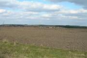 Farmland near Blidworth