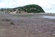 Minehead Strand