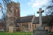 St Peter and St Paul Church, Over Stowey