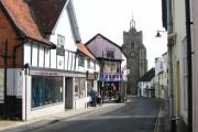 Diss - St Nicholas Street