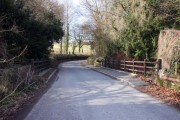 Betterton Bridge over Letcombe Brook