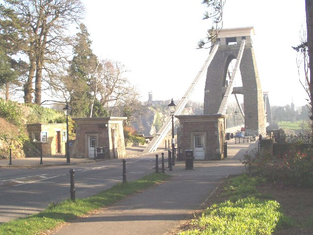Clifton Suspension Bridge, North Somerset