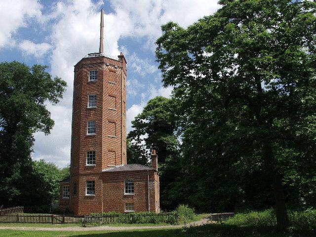 Chatley Heath Semaphore Tower