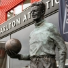 Charlton Athletic, Sam Bartram statue