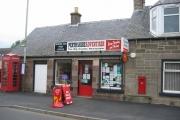 Burrelton Post Office