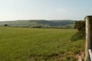 Farmland, nr Pen-y-garn