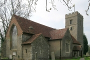 Church of St. Mary the Virgin, Great Parndon, Harlow, Essex