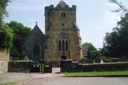Parish Church of St Mary at Newick