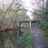 Deepcut Bridge, Basingstoke Canal