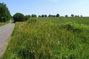 Roman Road and Farmland