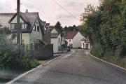 Streetscene, Wareside, Herts