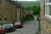 Back Road to Town Fields, Mickleton