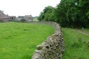 Footpath to Step Ends Farm