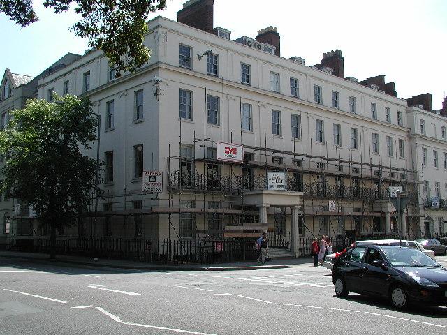 Former Clarendon Hotel, Royal Leamington Spa