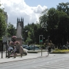 Queen Victoria and the Parish Church, Royal Leamington Spa