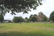 Village Green, Havering-atte-Bower, Romford, Essex