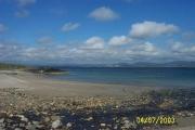 Beach at  Port Charlotte, Islay