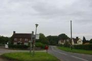 Nup End  near Knebworth
