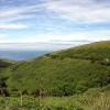 Lagg Valley and Irish Sea