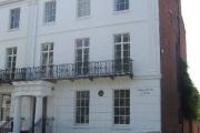 Napoleon III's House, Leamington Spa