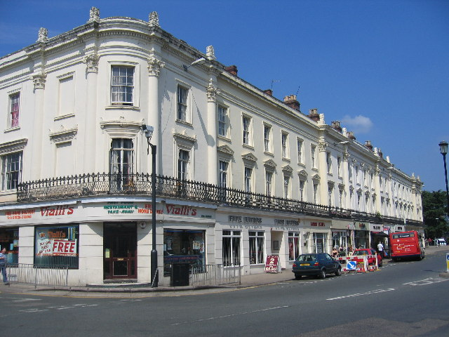 Victoria Terrace, Royal Leamington Spa