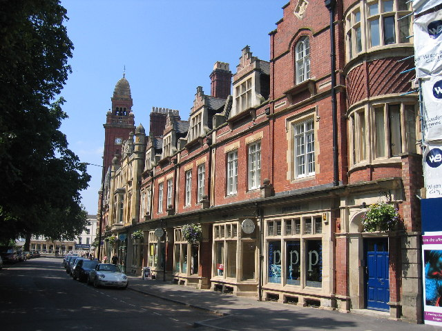 Denby Buildings, Royal Leamington Spa