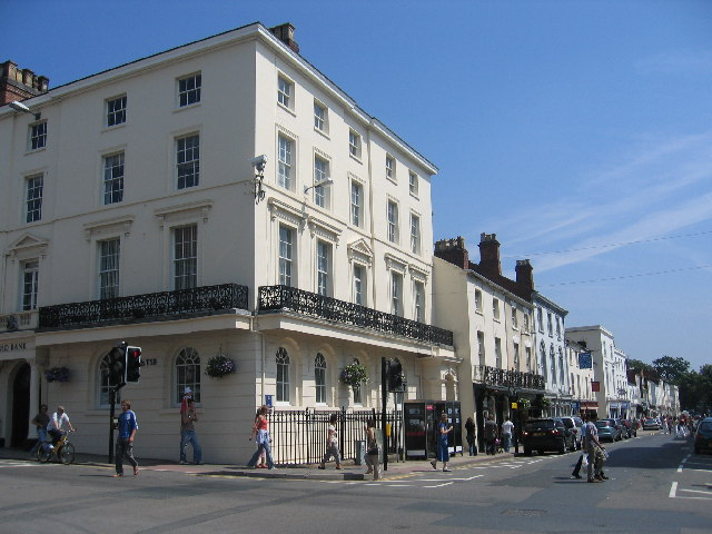 Regent Street, Royal Leamington Spa