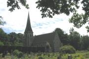 Bentley Church, Mores Lane, Bentley, nr Brentwood, Essex