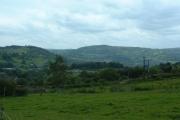Farmland near Tansley